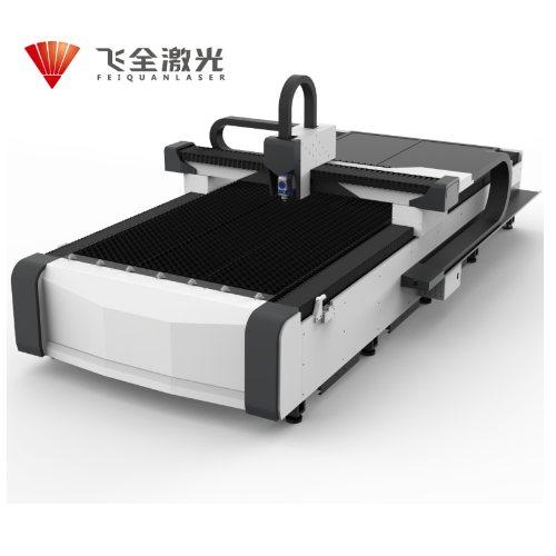 光纤激光切割机应用 飞全激光 高能光纤激光切割机技术