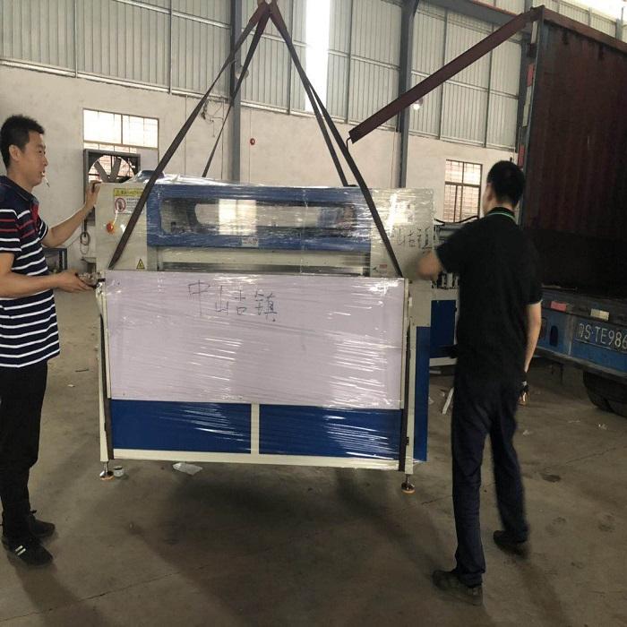 厂家批发万信牌珍珠棉横竖分切机WX-1300L万信机械质量好发货快