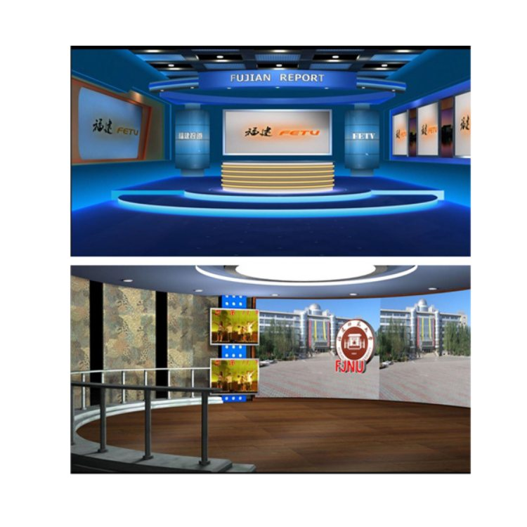 云夫子虚拟演播室设备 虚拟演播室设备公司 虚拟演播室设备