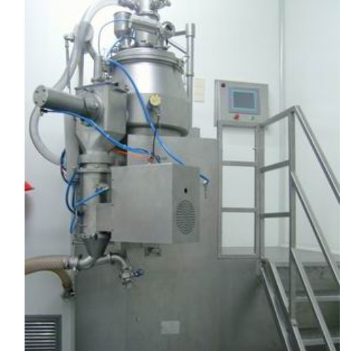 实验室多功能湿法混合制粒机 铜粉湿法混合制粒机厂家 江苏博鸿
