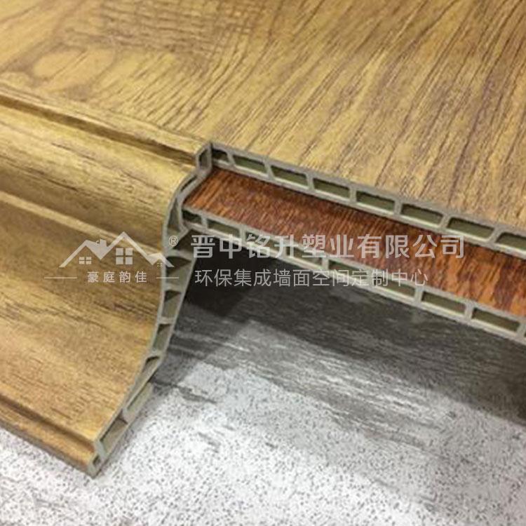 豪庭韵佳集成墙板 快装墙板工程 KTV大厅快装墙板批发