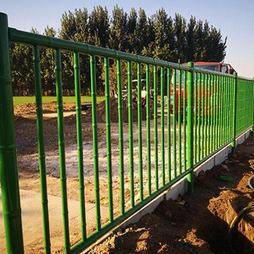 新型不锈钢篱笆竹节管定制 不锈钢篱笆竹节管定制 弘更