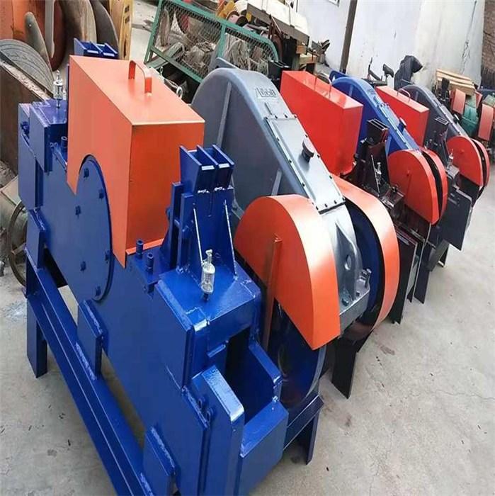 大型钢筋切断机服务好 中升机械 金属钢筋切断机原理