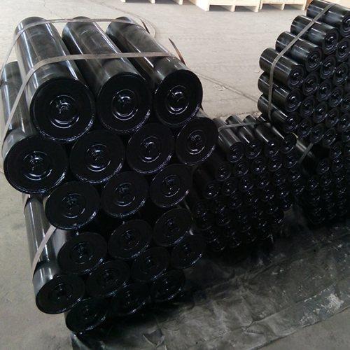 天恩输送机械 输送托辊加工厂 v型托辊工厂 矿用托辊批发