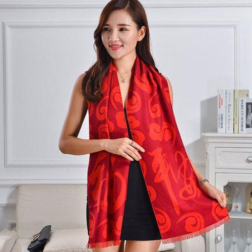 厨师红围巾工厂 样品红围巾工厂 红围巾 雅丝曼