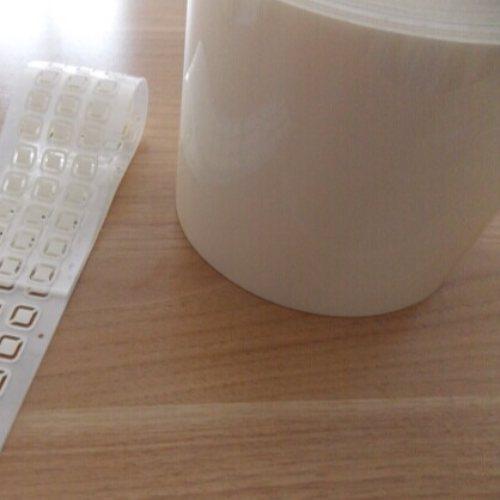 苏州硅胶双面胶供应 昆山硅胶双面胶加工厂 华骏鑫