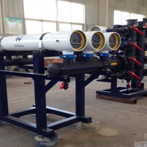 神宝 电厂用反渗透水处理设备 双级反渗透水处理咨询