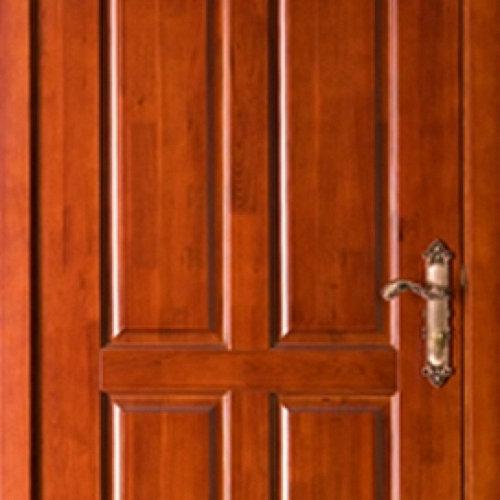 安装普通木质门定制 定制普通木质门费用 南粤防火门窗