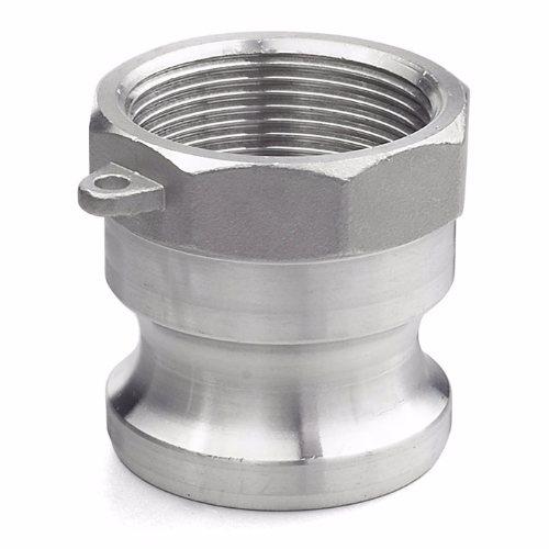 宏通 不锈钢快速接头C型安装 316材质快速接头C型生产商