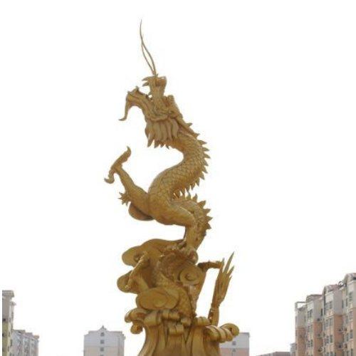 铜龙头价格 大型铜龙头 昌盛雕塑 铜龙头