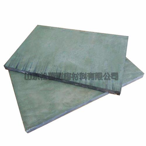 鲁松丽 胶泥安装防护微晶衬板生产安装 耐候性强微晶衬板生产安装