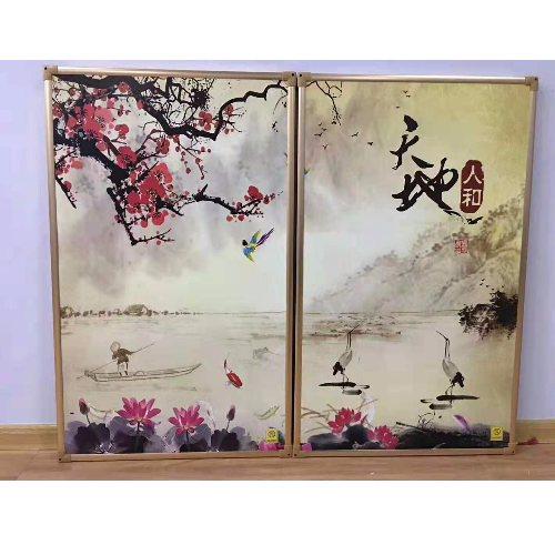 壁挂式石墨烯电热板多少钱 国磊环保 壁挂石墨烯电热板采购价