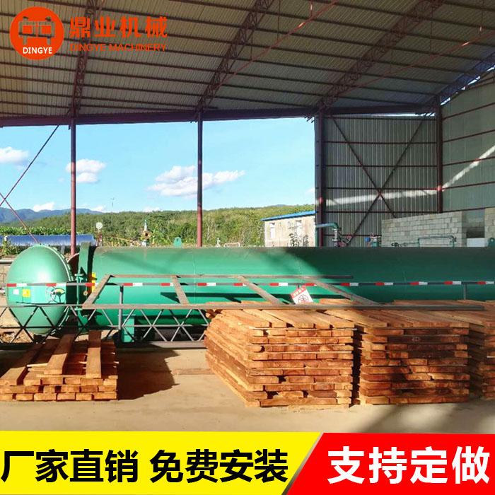 PLC控制木材干燥设备型号 不锈钢木材干燥设备型号 鼎业机械