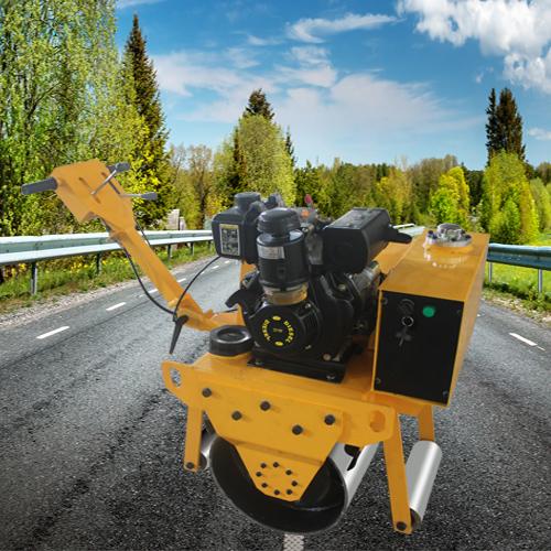 通华小型振动压路机 3吨压路机品牌