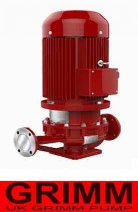 进口立式单级单吸消防泵(欧美进口10大品牌)