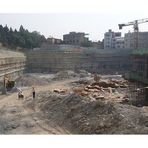 桩基旋挖钻机施工工程标准 全套管旋挖钻机施工工程标准 晨功