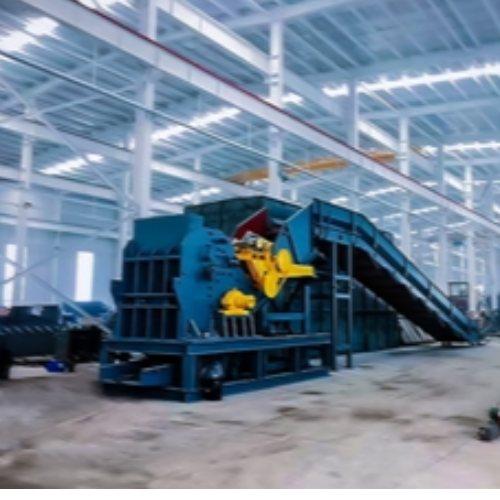 480型废钢破碎机 2000型废钢破碎机品质 山东恒恩