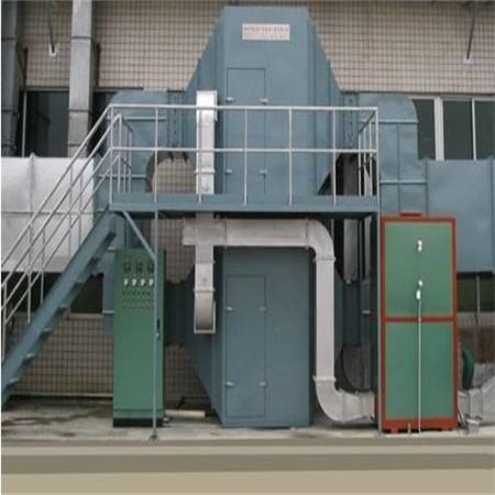 催化燃烧设备RCO催化燃烧箱体vocs废气处理设备吸附燃烧设备配件