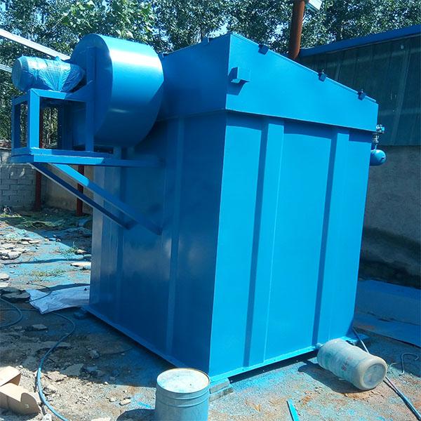 销售脉冲式除尘器制造商 振源机械 供应脉冲式除尘器视频