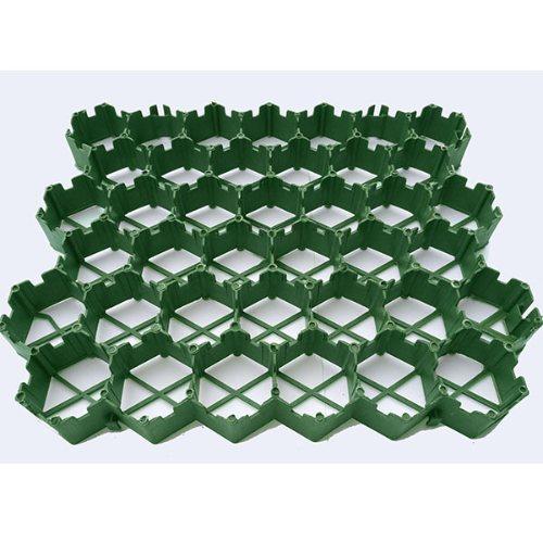 护坡植草格批发 高抗压植草格图片 大广新材料 植草格用途