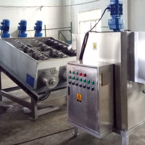 叠螺式叠螺污泥脱水机价格 采购叠螺污泥脱水机 誉达环保