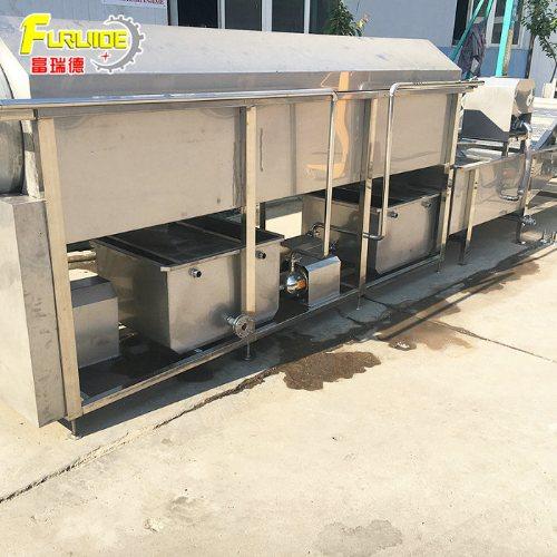 洗袋机供应商 滚筒式洗袋机供应商 富瑞德 大包装洗袋机生产线