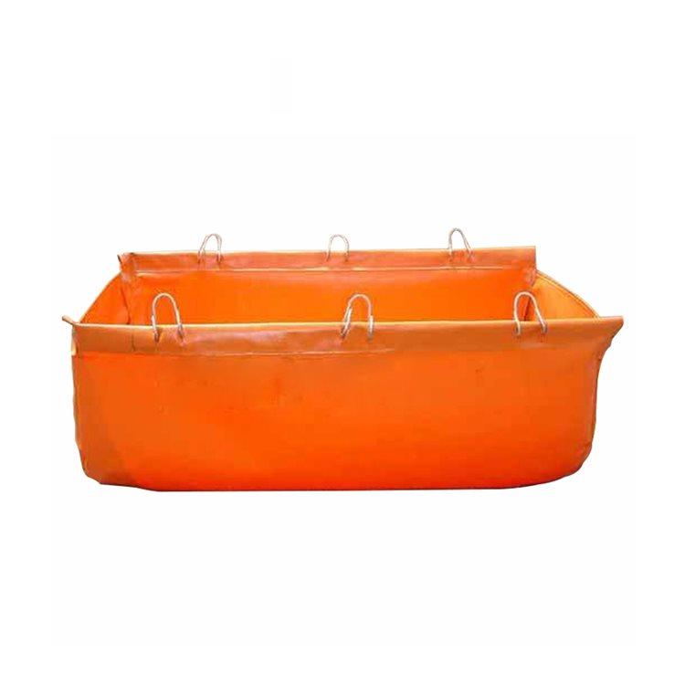 矿用隔爆水袋容量 矿用隔爆水袋标准 胜利工业布