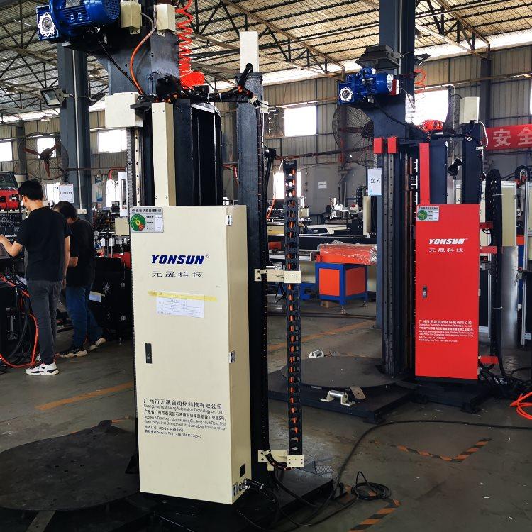 小型立式直缝焊机用法 立式直缝焊机效果 立式直缝焊机优势