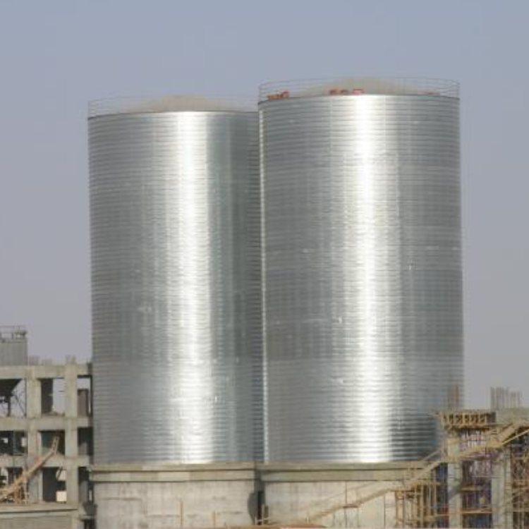 优质矿粉库设计安装 国华 正品矿粉库 优质矿粉库