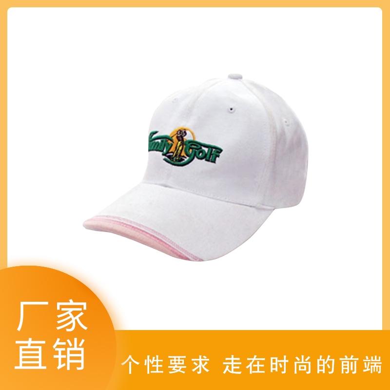 运动风鸭舌帽 街头百搭遮阳帽 青年棒球帽 运动服装定制