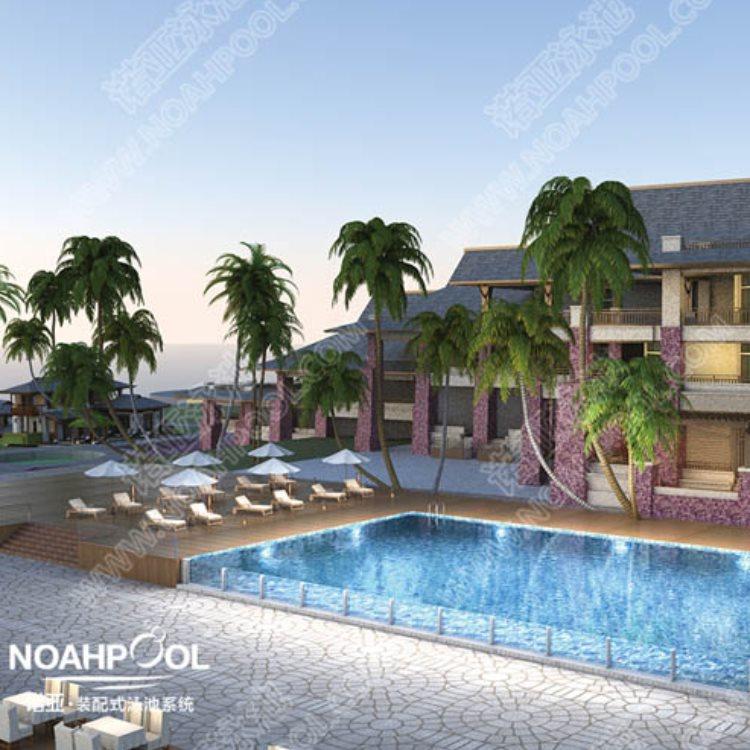 商业泳池报价 诺亚商业泳池公司 诺亚 商业泳池公司