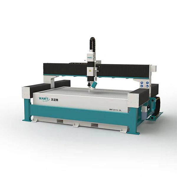 辽宁五轴水刀制造商 沃迈数控 数控五轴水刀生产商 金属五轴水刀