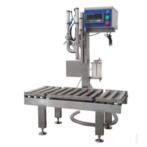 供应润滑油灌装机品牌 恒鲁机械 定制润滑油灌装机品牌
