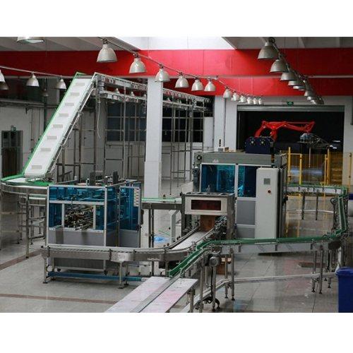 青州赛诺 智能感应智能感应灌装机生产厂家