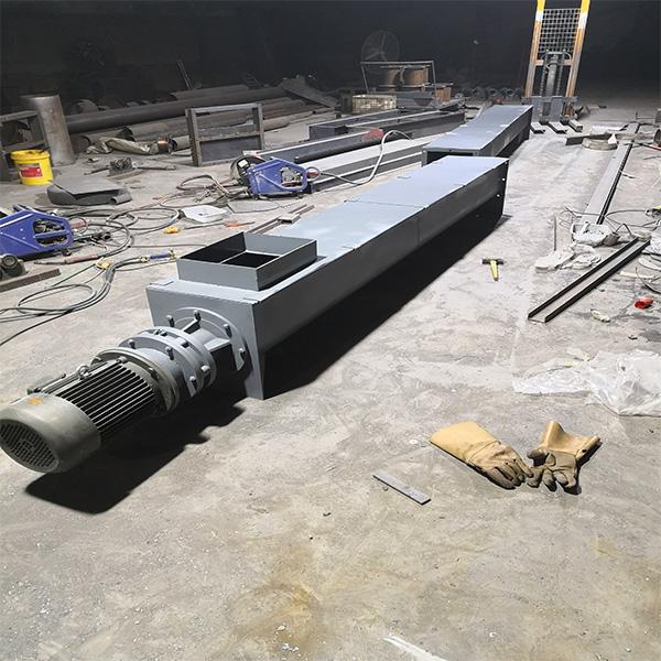 螺旋输送机作用 振源机械 销售螺旋输送机型号