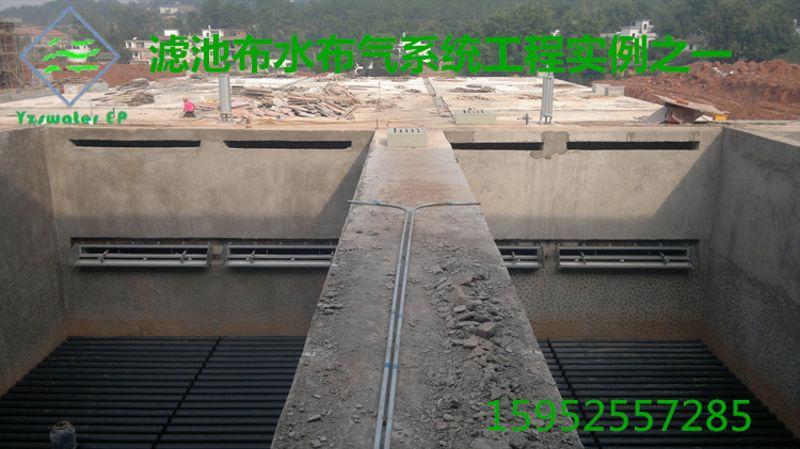 u形管-扬州三水厂家定制生产-U型面包管-U型滤管-滤池用面包管