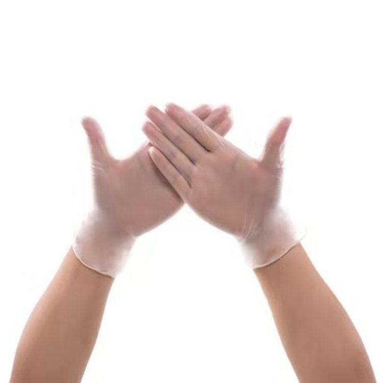 pvc手套公司 鸿锐 消毒pvc手套批发 消毒pvc手套品牌