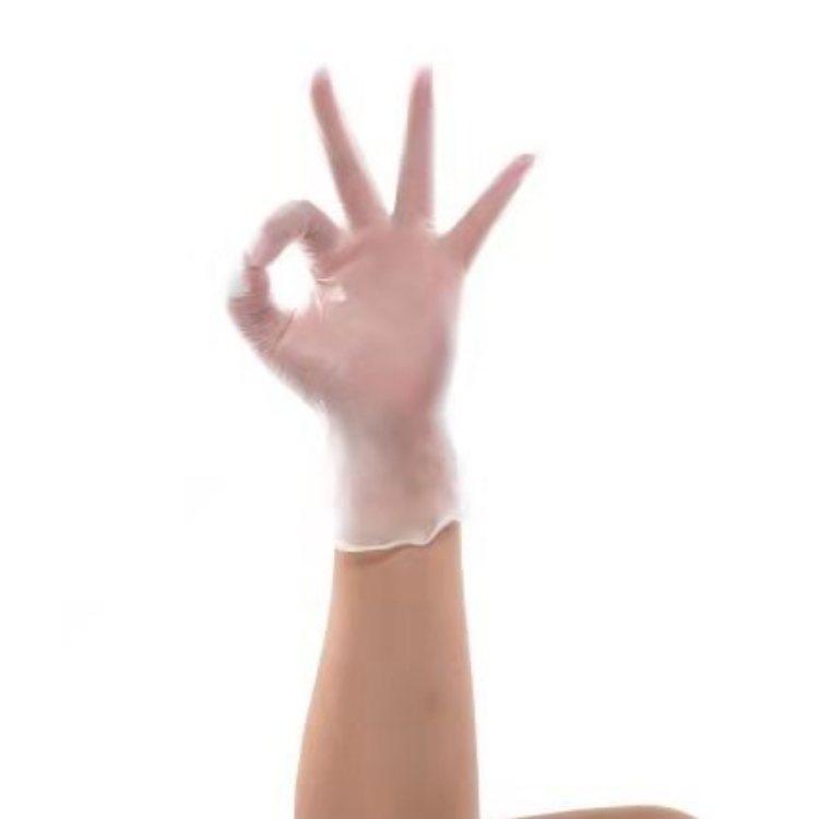 消毒有粉pvc手套代理 防潮有粉pvc手套国家标准 鸿锐