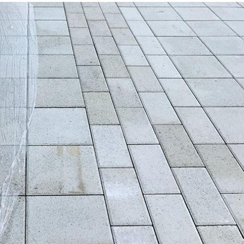 陶瓷仿石生态透水砖定制 蜀通