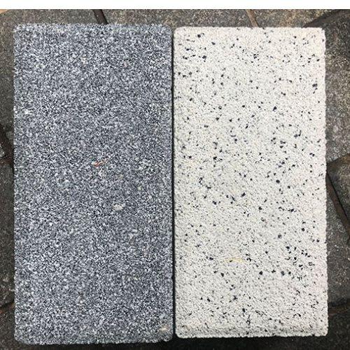 灰白仿石生态透水砖生产 陶瓷仿石生态透水砖铺设 蜀通
