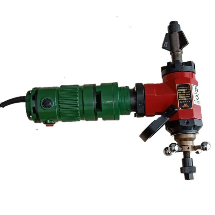 路邦机械28-80管子坡口机手持式电动坡口机内涨端面磨口机型号价格