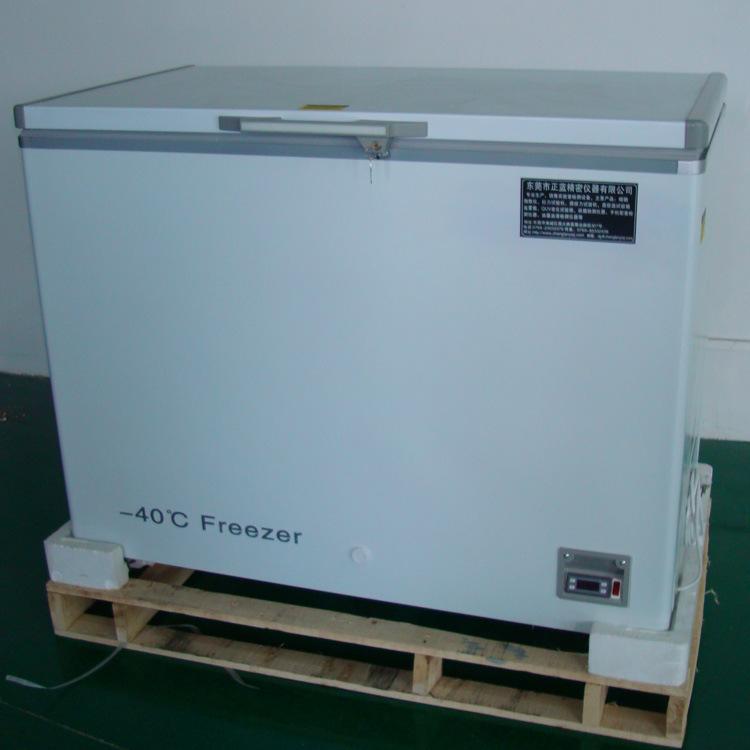 厂家专业提供 ZL-166AW-30度工业低温冰箱
