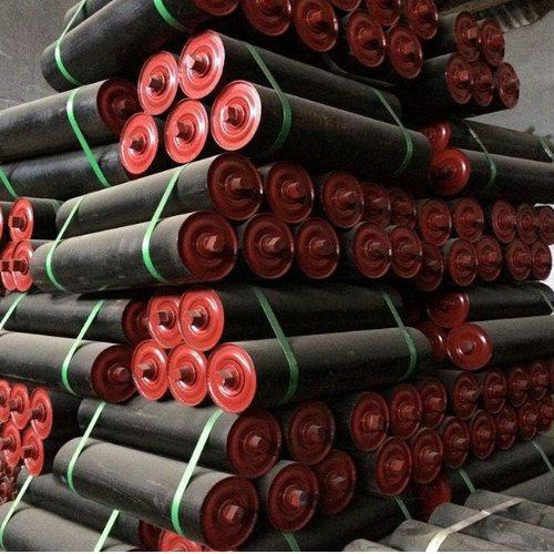 天恩输送机械 国标托辊组批发商 托辊组生产厂家 托辊组厂商