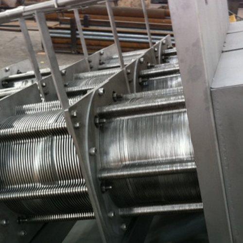 叠螺污泥脱水机定制 江苏三机环保 供应叠螺污泥脱水机定制