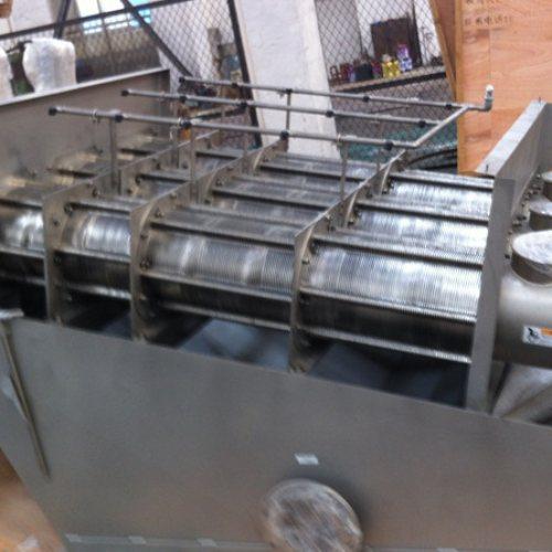 供应叠螺脱水机 江苏三机环保 叠螺脱水机厂