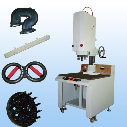 林杰 转盘式超声波塑料焊接机供应 立式超声波塑料焊接机设备