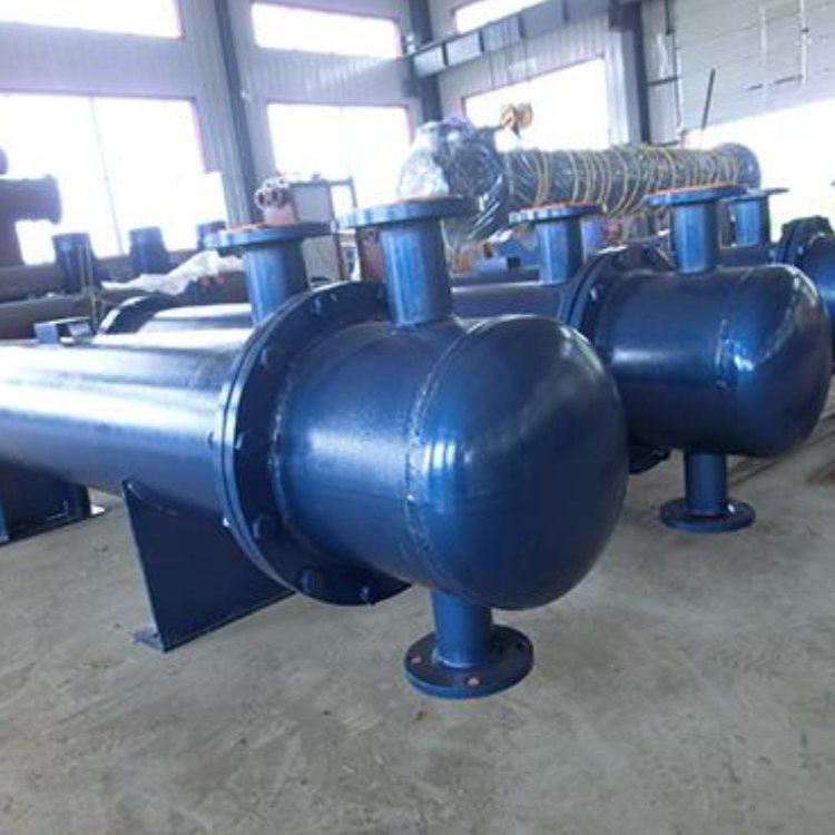 管壳式换热器厂家 旭辉 制冷用管壳式换热器厂家定做