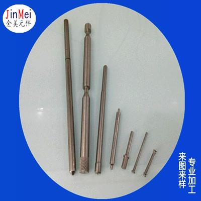 提供轴类加工 小轴钢轴 铁杆 铝轴铝杆 玩具轴加工