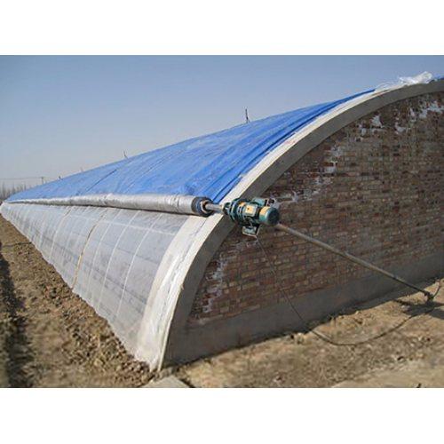 现代温室制造 汉威温室 日光温室 温室建造