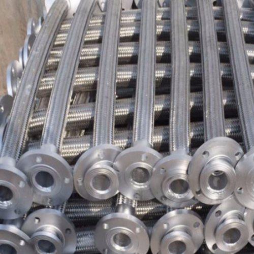 鑫驰规格全 钢厂用消防专用金属软管规格